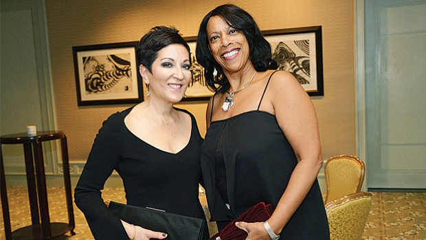 Gala Co-chairs Loriann Meagher and Linda Hope-Springer