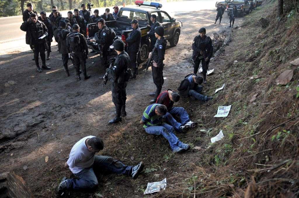 Los Zetas Cartel Threatens Mexican Border State Cops with ...  |Zetas Violence