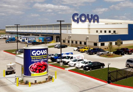 Goya Foods Expands Distribution Facility In Texas   Houston