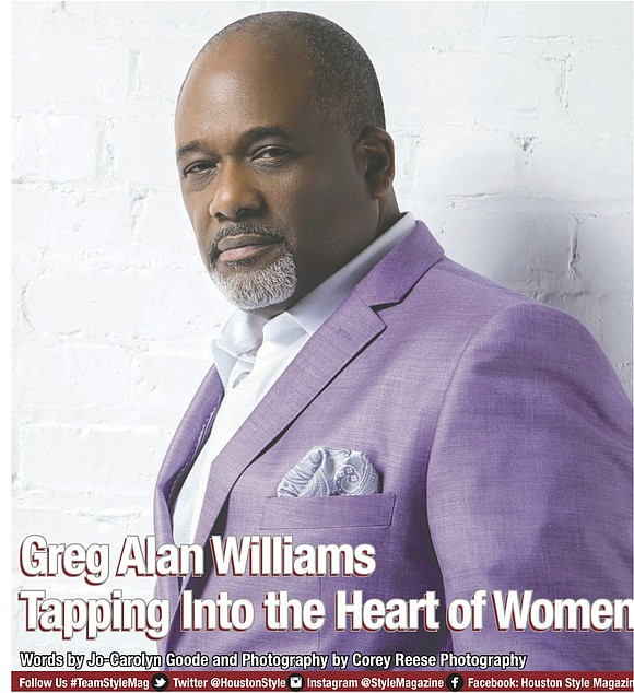 "Every time GregAlan Williams takes on a role he has the same goal every time, to be believed. ""If I ..."