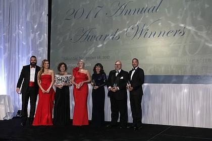 HHCC 2017 Award Winners/photo courtesy of Houston Hispanic Chamber of Commerce