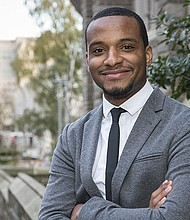 Hazim Hardeman, KLN '17, plans to pursue a doctorate after he earns his master's degree at Oxford. -  Photography by Joseph V. Labolito