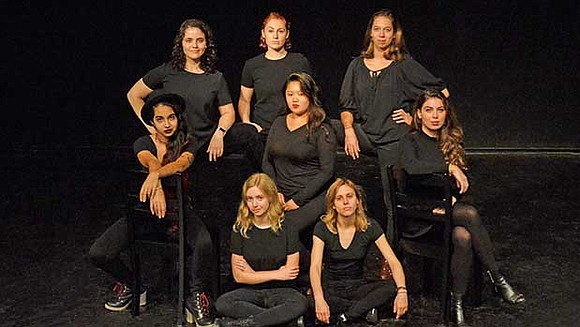 """The Wellesley Repertory Theatre at Wellesley College wrapped up an all-female production of """"Working"""" by Studs Terkel, adapted by Stephen ..."""