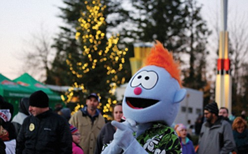 The start of the holiday season is celebrated in historic downtown Gresham on Saturday, Nov. 25, when the 26th annual ...