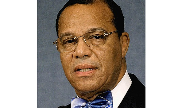 Minister Louis Farrakhan called on President Trump to repent for what the Nation of Islam leader called America's mistreatment of ...