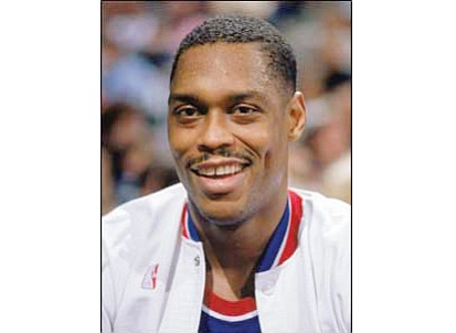 Former Hampton University basketball standout Rick Mahorn has been selected for the Virginia Sports Hall of Fame.