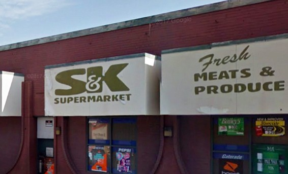S&K Supermarket, one of the last grocery stores in North Side, remains closed in Highland Park, with a planned renovation ...