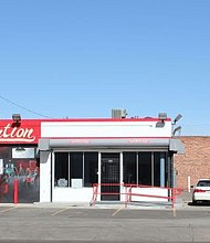 This photo shows a Cannabis dispensary in Denver. - Wikipedia photo