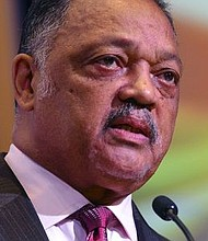 Civil rights icon Reverend Jesse Jackson, Sr., recently announced that he has Parkinson's disease. This photo was taken during the recent 2017 Rainbow PUSH Coalition Global Automotive Summit. (Freddie Allen/AMG/NNPA)