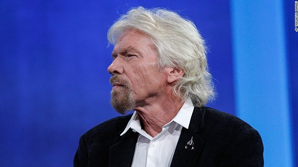 Richard Branson says he has no recollection of an episode at his Caribbean home in 2010 that led a woman ...