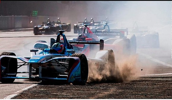 Goodbye Formula One, hello Formula E ... As Lewis Hamilton and co. head off for a well-earned break, F1's electric ...