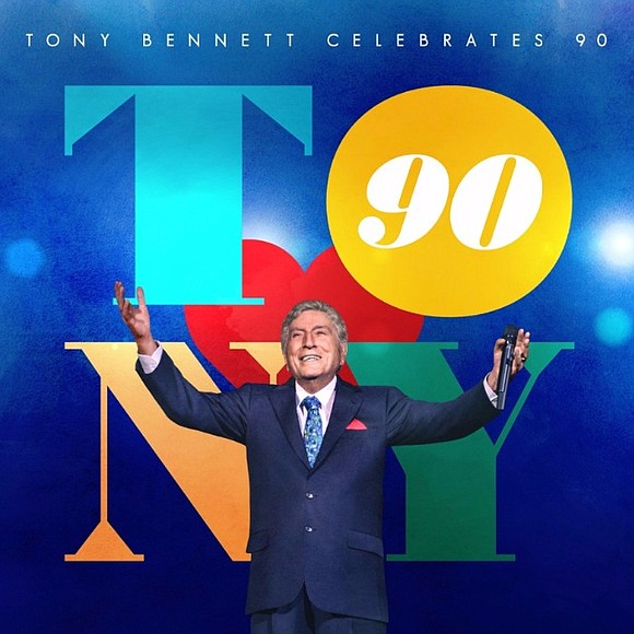 Tony Bennett may have celebrated his 91st birthday in August but he is not slowing down and just garnered his ...