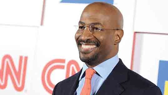 Van Jones, the civil rights advocate and former Obama administration adviser, will get..