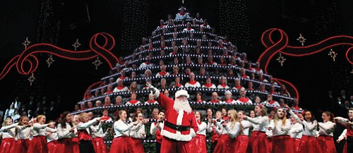 Portland's Singing Christmas Tree is lighting up Keller Auditorium for its 55th season with an all-new lineup of songs and ...