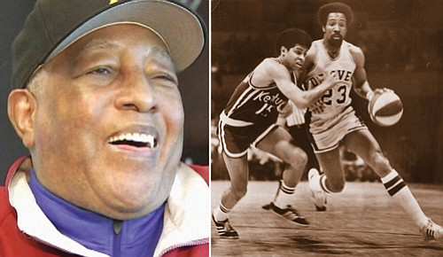 "Steve ""Snapper"" Jones, former Portland Trail Blazers player, team announcer and later NBA broadcaster, died Saturday after reportedly battling a ..."