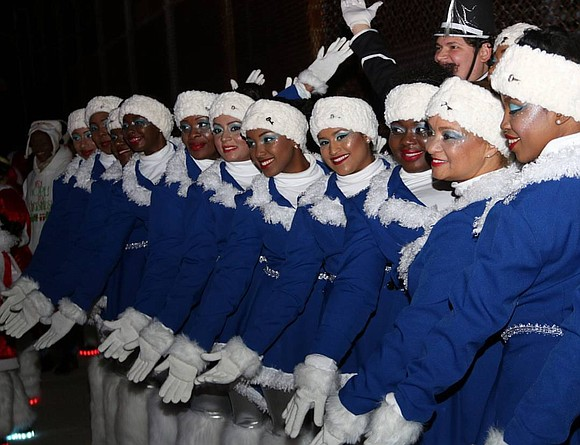 The fifth annual HopeNYC Christmas Parade marches down Queens' Rockaway Boulevard Sunday, Dec. 3, at 6 p.m.