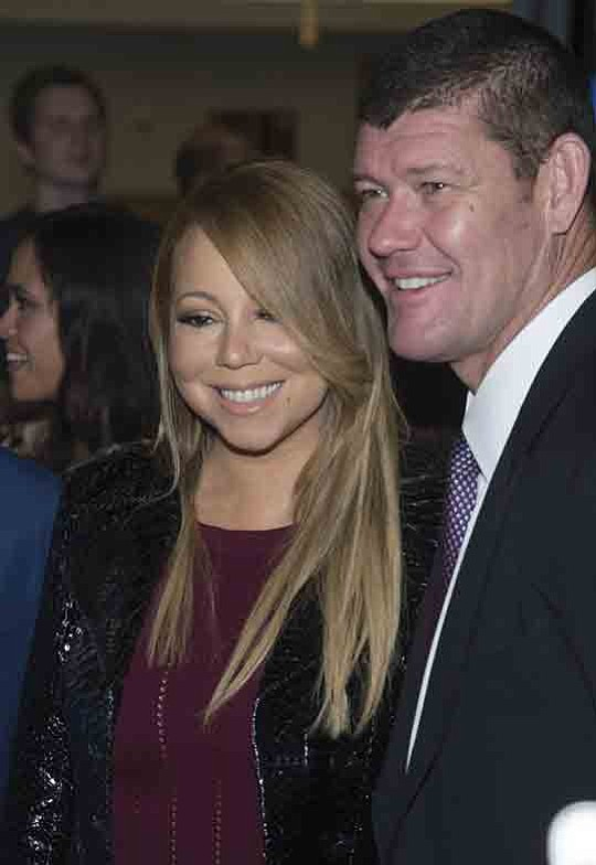 Singer Mariah Carey and former fiancé James Packers have agreed on a settlement ...