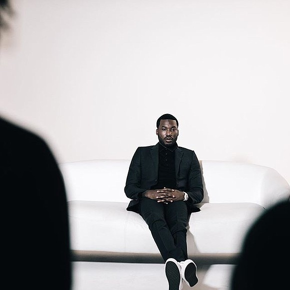 Rapper Meek Mill sat down with NBC's Lester Holt to talk about his experiences in the criminal justice system for ...