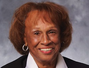 Sen. Jackie Winters, a long time African American lawmaker and business owner, has become the first black lawmaker to head ...