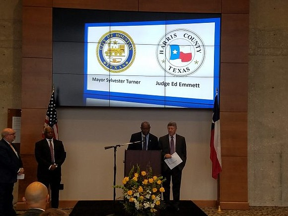 Mayor Sylvester Turner and Harris County Judge Ed Emmett will discuss actions and plans for the short-term and long-term aftermath ...