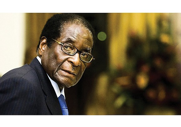 "Zimbabwe's former President Robert Mugabe knew it was ""the end of the road"" days before he quit, and appeared relieved ..."