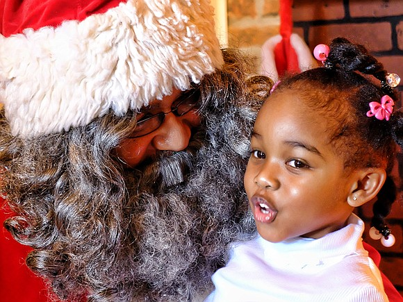 Soul Santa will spend two Saturdays at the Black History Museum and Cultural Center of Virginia in Jackson Ward. From ...
