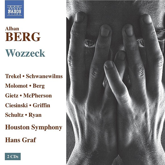 The Houston Symphony has received a nomination for the 60th Grammy Awards for the recording of Alban Berg's Wozzeck for ...