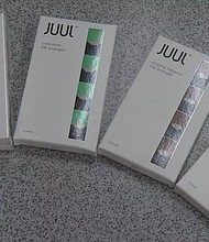 """The small vaping devices are becoming a big problem all across the country, and at Sunset High School in Beaverton, parents received an email just this week about what's known as """"Juuling."""""""