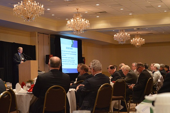 In a report to investors, Will County Center for Economic Development CEO John Grueling said that road investments will be ...