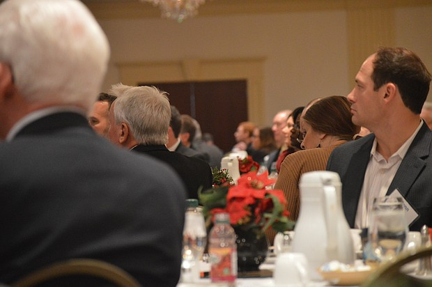 The Will County Center for Economic Development recently held its annual report to investors at the Clarion Hotel in Joliet.