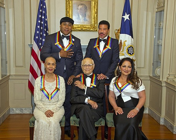 What the Kennedy Center Honors lacked in presidential pomp and circumstance, it made up for with surprise and star power ...