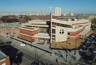 Apostolic Faith Church held an opening service for its new 3,000 seat worship complex on Nov. 26. The space has ...