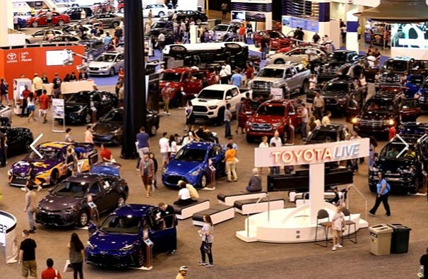 Th Houston Auto Show Brings Biggest Vehicle Names To Clutch City - Car show houston