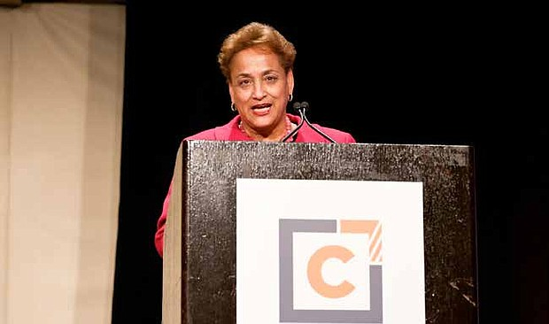 The American Association of Retired Persons (AARP's) CEO, Jo Ann Jenkins, recently spoke at The Coalition to Transform Advanced Care (C-TAC) fourth Annual National Summit on Advanced Illness Summit. Photo Credit: The Coalition to Transform Advanced Care (C-TAC)