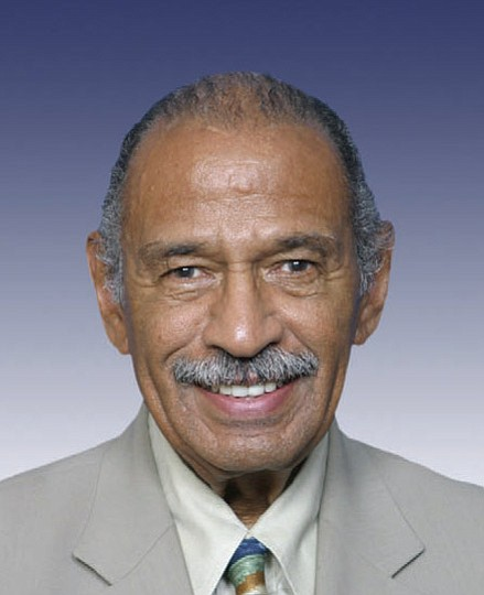 """I am retiring today,"" Rep. John Conyers Jr. said Tuesday morning on the ""Mildred Gaddis Show"" Detroit (102.7 FM), ""and ..."