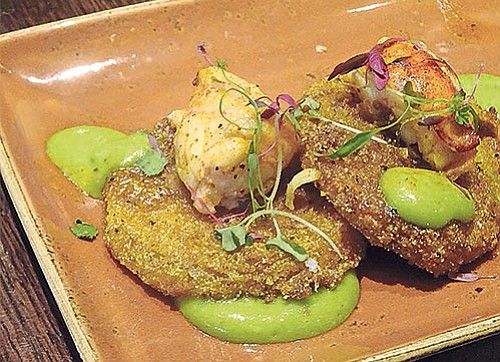 Georgia's Fried Green Tomatoes