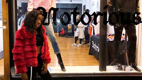 T'yanna Wallace, the daughter of the luminary Notorious B.I.G., has just opened her first brick and mortar clothing store.