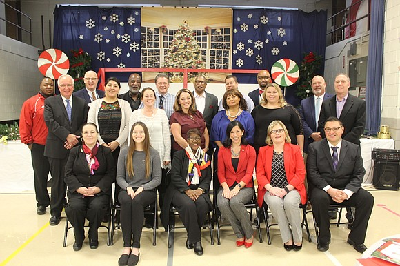 Joliet Public Schools District 86 recently welcomed business and community members into their schools for their 14th Annual Principal for ...