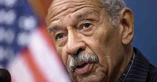 U.S. Rep. John Conyers (Mich.-13) — beset with allegations of sexual harassment..