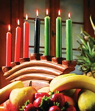 Kwanzaa traditionally consists of a week of celebrations focusing on cultural heritage and key family and community values and ends with a feast and the exchange of gifts.