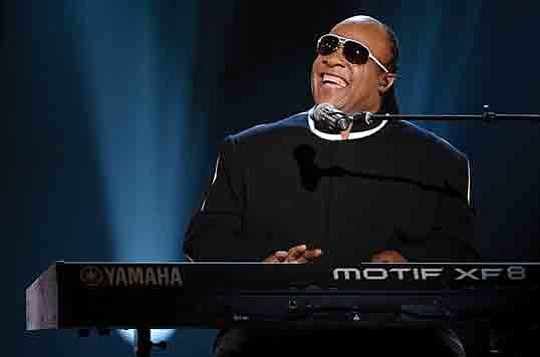 Join Stevie Wonder, Andra Day, Dave Matthews, Pharrell, Savion Glover and special..