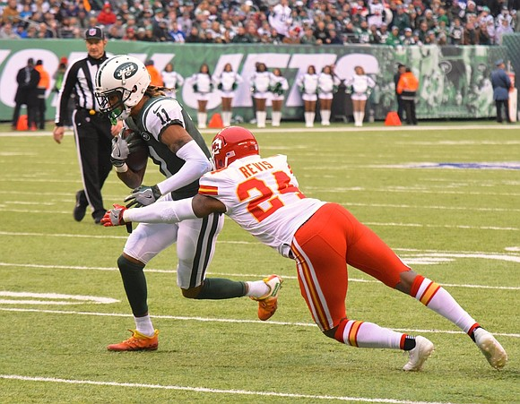 The New York Jets beat the Kansas City Chiefs 38-31 Sunday afternoon in a competitive, high-scoring, back-and-forth contest that could ...