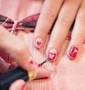 The growing popularity of nail designs among the young population is likely to fuel the demand over the forecast period.