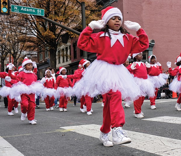 Holiday team spirit //