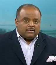 TV One cancels Roland Martin's NewsOne Now. Urban One plans to bring back NewsOne Now under a different format. (Screenshot/YouTube.com)