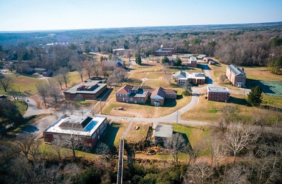 The former Saint Paul's College might one day welcome students again to its campus in Brunswick County — but possibly ...