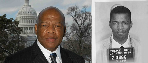 The head of the NAACP and two Black congressmen, including prominent...