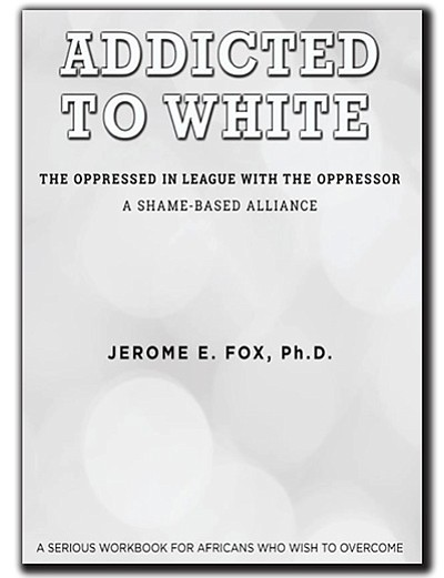 Is racial oppression addictive? If so, how does one recover? Announcing a new and proven self-help strategy, Addicted to White: ...