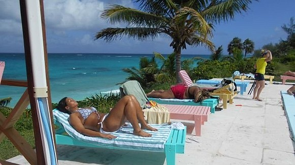 Tucked away on the island of Eleuthera in the Bahamas, The Resort seems like a typical Caribbean hideaway.