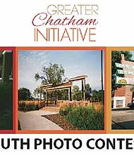 Greater Chatham Initiative decided to host a youth photo contest where youth used their photography skills to display a positive image of their respective communities. Photo Credit: Create Greater Chatham Initiative